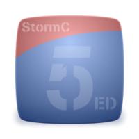 StormC5ED Logo